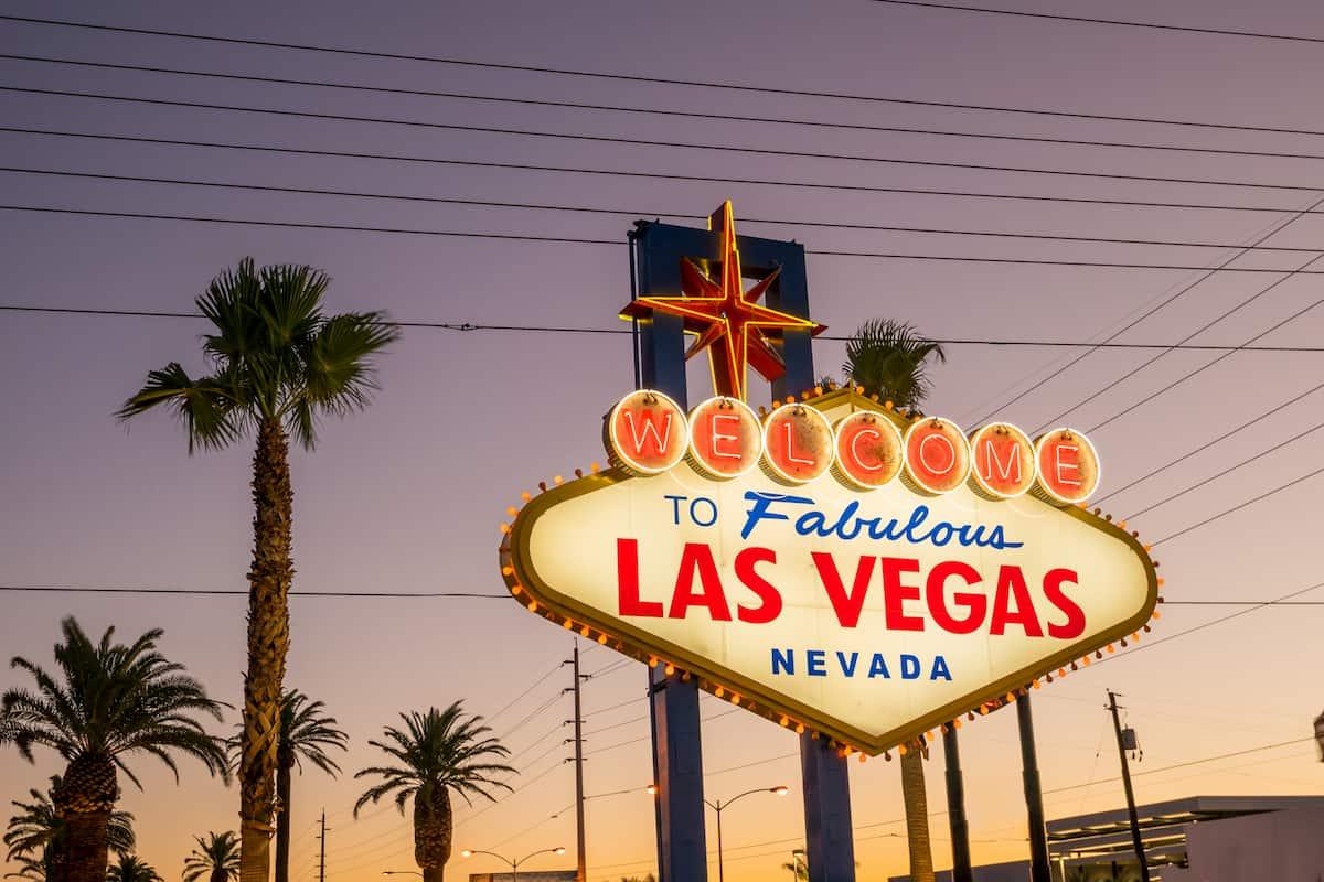 planning a trip to Las Vegas