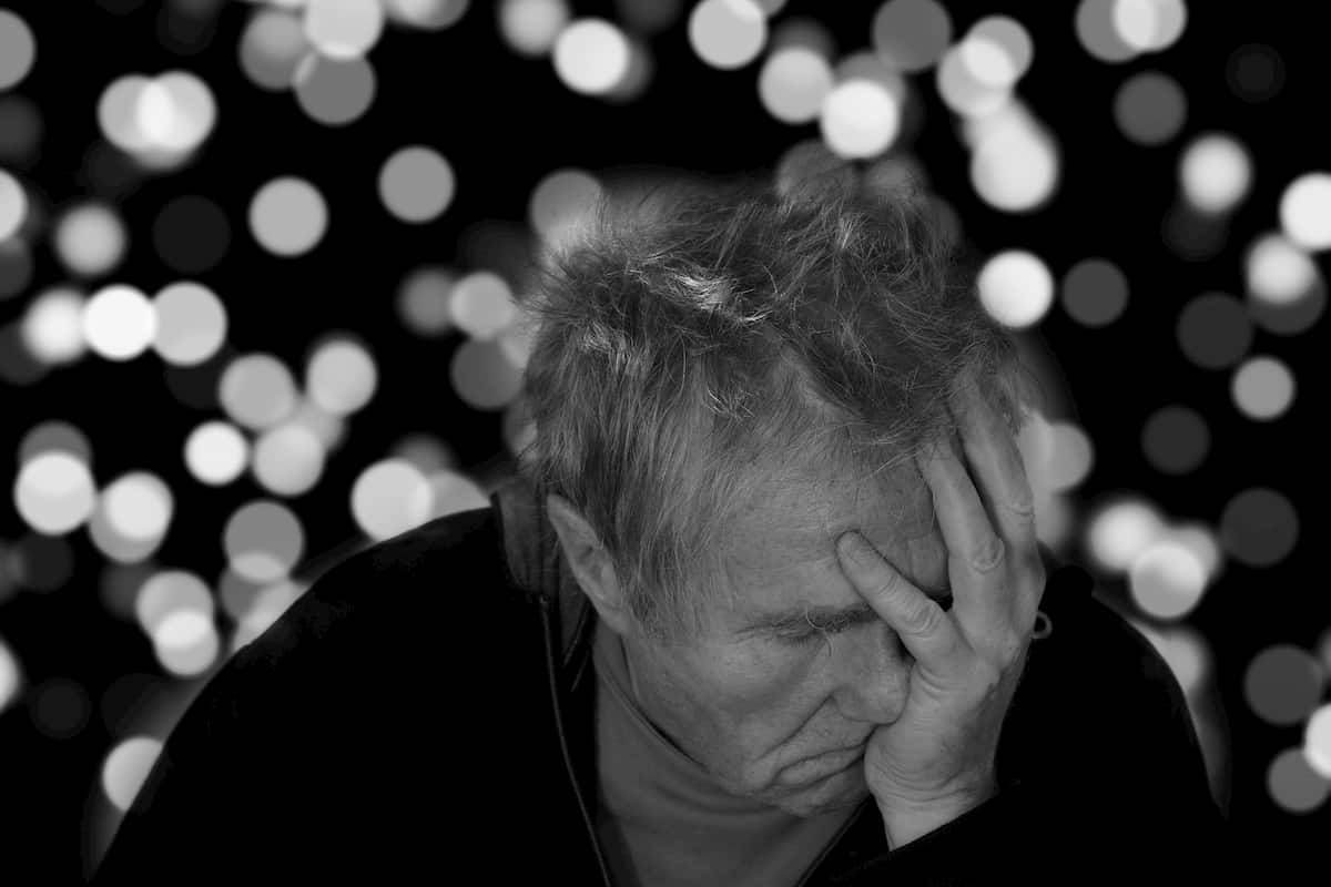 suffering from dementia
