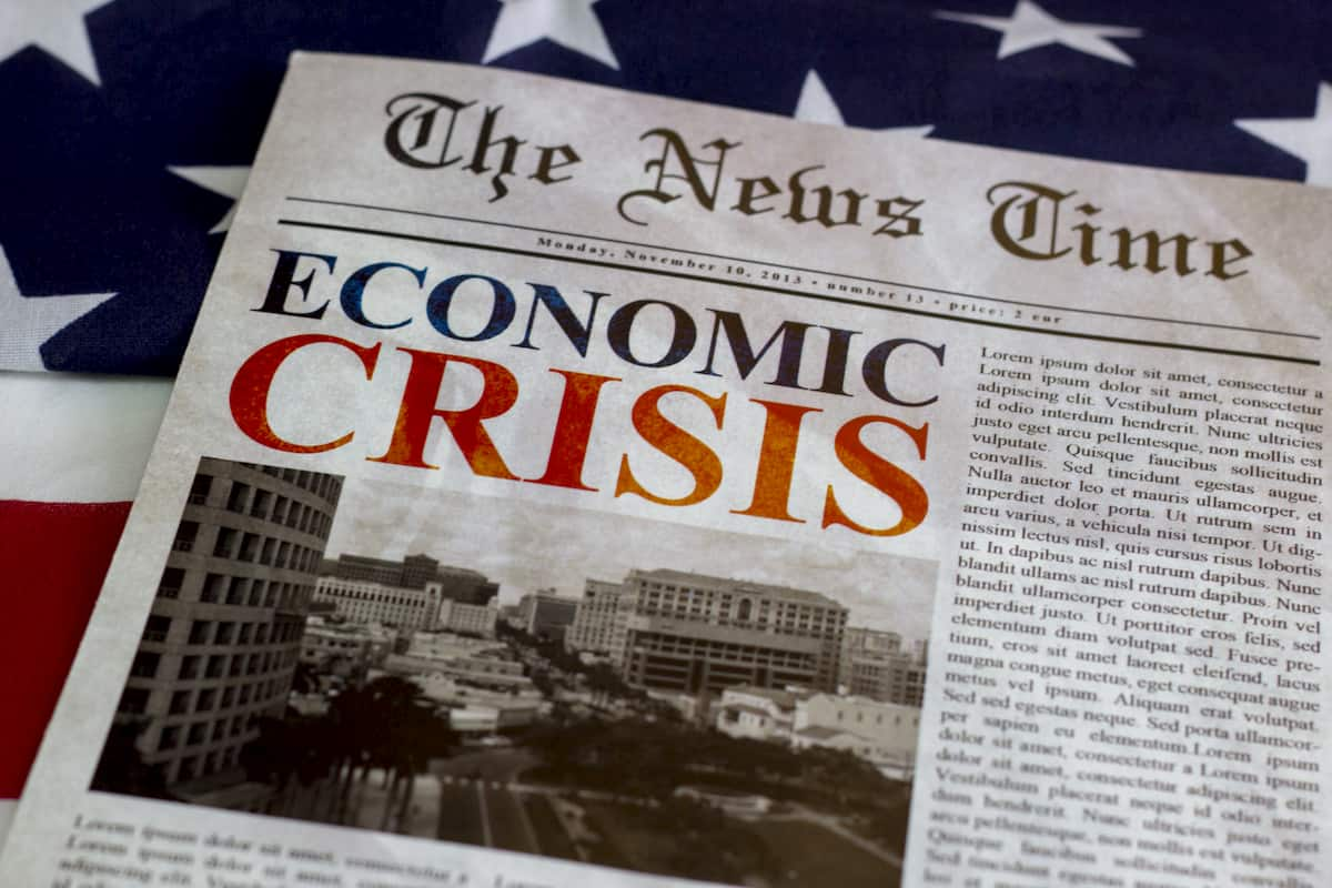 how to prepare for an economic collapse