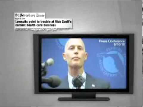 Rick Scott to spend $3.7 million on ads in final week before primary