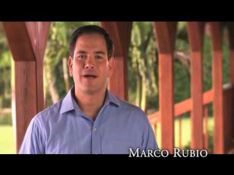 Spanish Rubio ad clashes with Republican English-as-official-language rhetoric