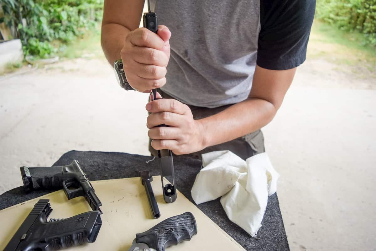 how often should you clean your gun