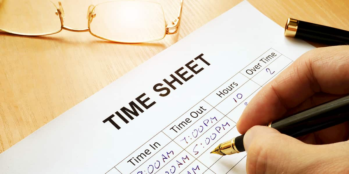 Applications of Timesheets