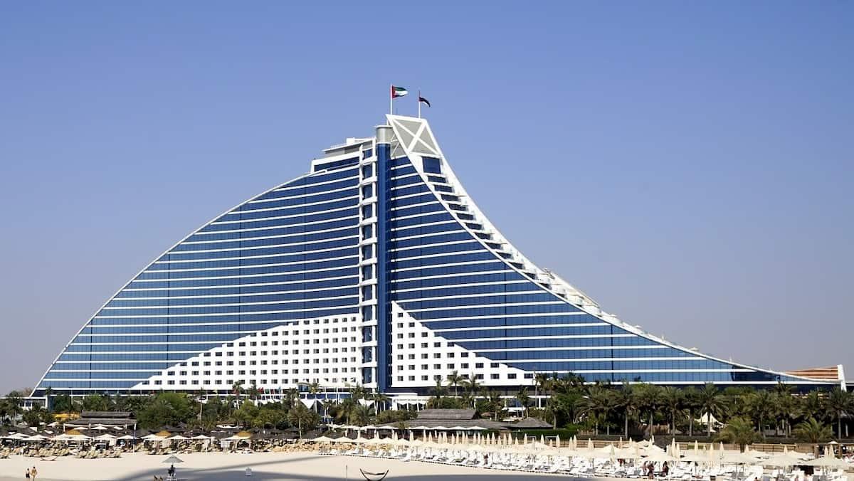 Visiting Dubai