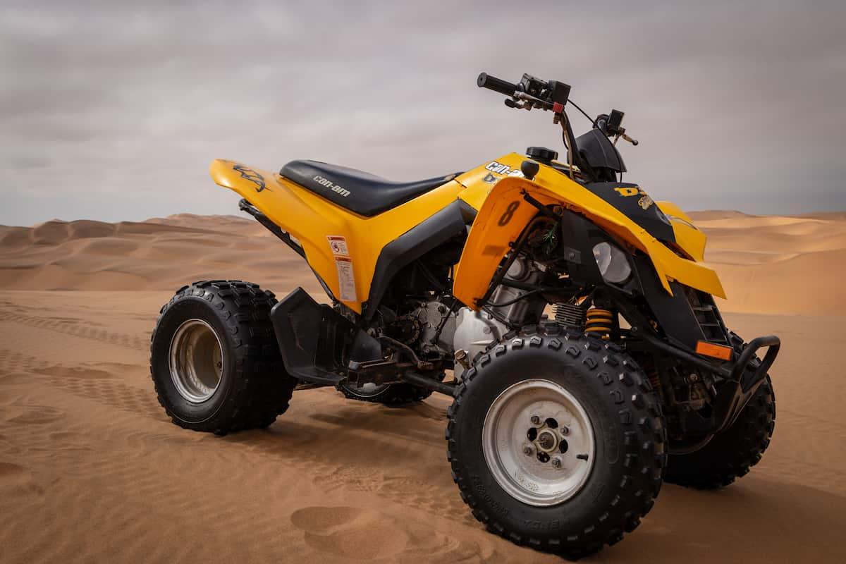 Buying An ATV