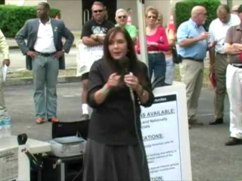 West's chief of staff selection Joyce Kaufman