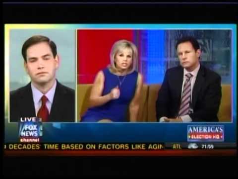 Rubio talks foreign aid, immigration on Fox News