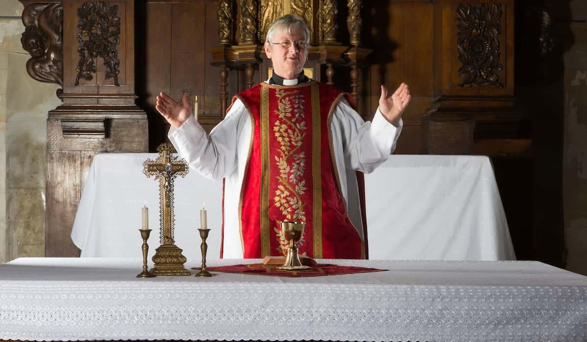 Clergy Attire
