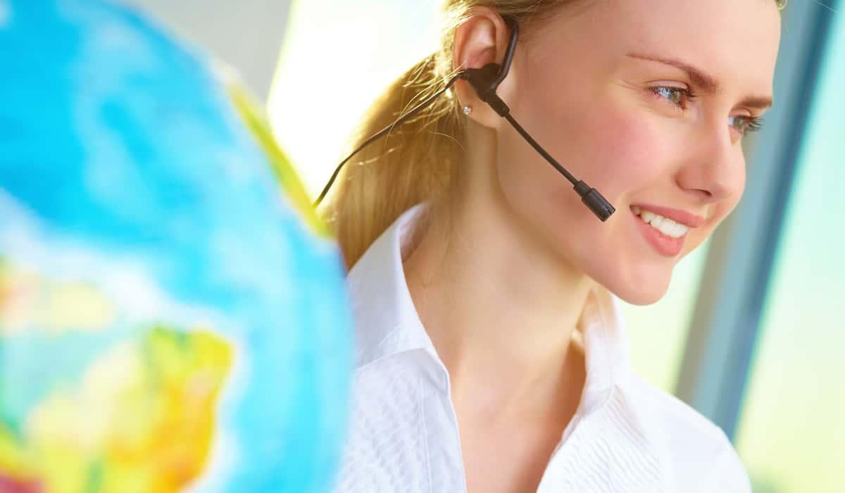 online travel agent