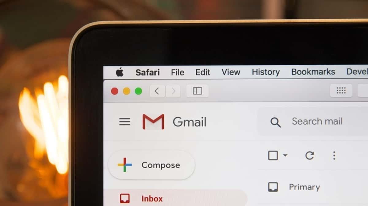 using gmail