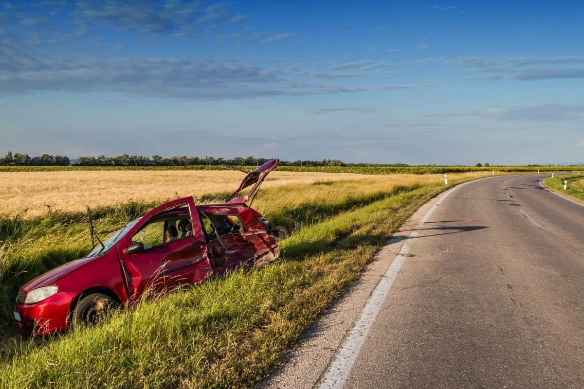 Rural Accident